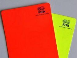 ФИФА пожизненно дисквалифицировала шесть арбитров
