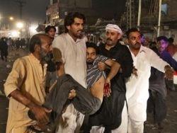 В Пакистане в двух терактах погибли семь человек