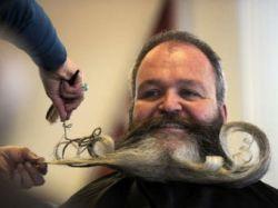 В медовый Спас Сибиряки проведут конкурс бородачей
