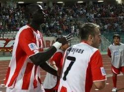 Олимпиакос исключен из Лиги Европы