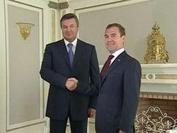 Медведев обещал поговорить с Януковичем о газе