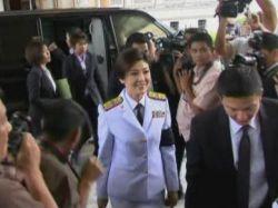 Первая женщина-премьер в Таиланде