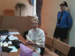 Тимошенко провела шестую ночь в СИЗО