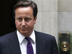 Кэмерон: к подавлению беспорядков могут привлечь армию
