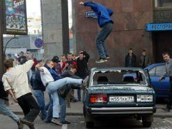 Эксперты рассказали о возможности погромов в Москве