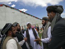 Статьи в СМИ помешали переговорам США с талибами
