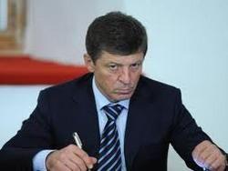 Козак: если Родина прикажет – стану губернатором Петербурга
