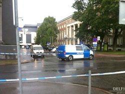 Стрелок из эстонского министерства обороны задержан