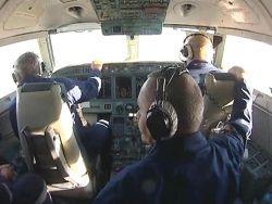 Версия гибели Ан-12 под Магаданом: взрыв самолета в воздухе