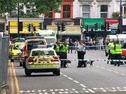 Полиция штурмовала посольство Ливии в Стокгольме
