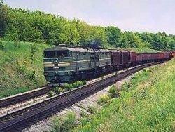 В Челябинской области сошел с рельсов состав с углем