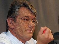 Ющенко: хочешь денег — проводи пророссийскую политику