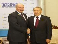 Лукашенко прибыл с рабочим визитом в Казахстан