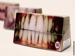 Разработан гениальный дизайн для сигаретных пачек будущего
