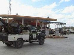 В Ливии повстанцы вошли в город Марса-эль-Брега
