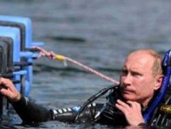 Путин вновь подтвердил свой мачоиспускательный имидж