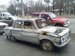 С улиц Москвы исчезнут все брошенные автомобили