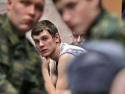 В России объявлена облава на дезертиров