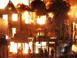 Число жертв беспорядков в Великобритании достигло пяти человек