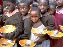 ООН: голод в Африке скоро достигнет критической отметки