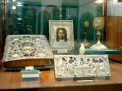 Иконы XIX века похищены из подмосковного храма