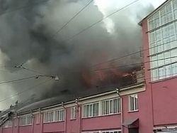 Двое фигурантов дела о пожаре в центре Грабаря признали свою вину
