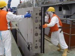 На Фукусиме-1 началось строительство защитного купола