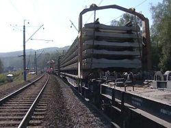 В Челябинской области возобновили железнодорожное движение