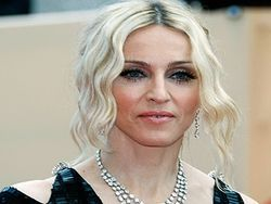 Мадонна начала работу над новым альбомом