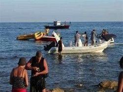У берегов Крыма затонул катер, спасён 31 счастливчик