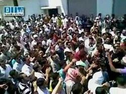 В Сирии прошли выступления оппозиции