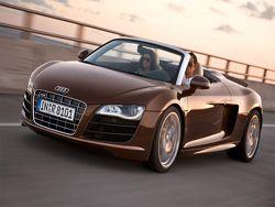 Audi отзывает родстеры R8 из-за утечки топлива