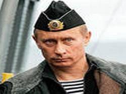 Путин - наша слава боевая! Путин - нашей юности полет!