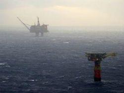 В Северном море произошла утечка нефти