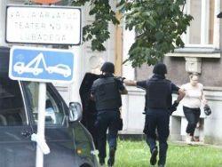 Минобороны Эстонии переезжает после нападения
