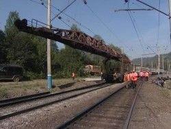 На Урале частично восстановили движение поездов