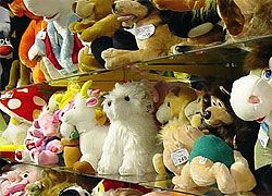 Осторожно: детские игрушки!