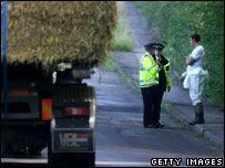 Вспышка ящура в Британии - под подозрение попали ученые