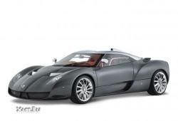 Алюминиевый Spyker C12 Zagato (фото)