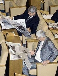 Во время выборов Центризбирком возьмет газеты, радио и телевидение под особый контроль