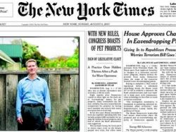 The New York Times меняет формат