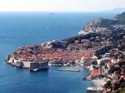 В Дубровнике из-за пожаров объявлено чрезвычайное положение