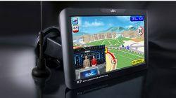 Корейская компания Yukyung представила новый навигатор с сенсорным экраном