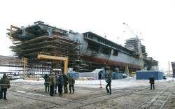 Как продавали авианосец «Адмирал Горшков»