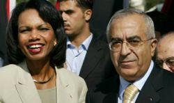 Палестинцы не готовы контролировать Западный берег