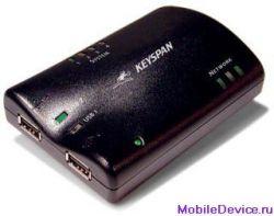 USB 2.0 Server от Keyspan: подключение USB-устройств через Wi-Fi