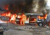 Теракты в Ираке: более 30 погибших