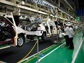 Производство автомобилей в РФ выросло на 10,8%