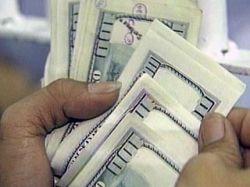 Доллар подешевел на 11 копеек