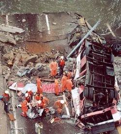 Самые ужасные крушения мостов за последние 100 лет (фото)